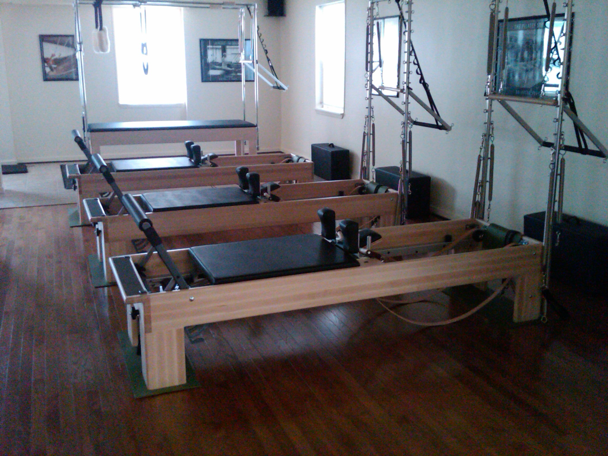 Greensboro Pilates Equipment