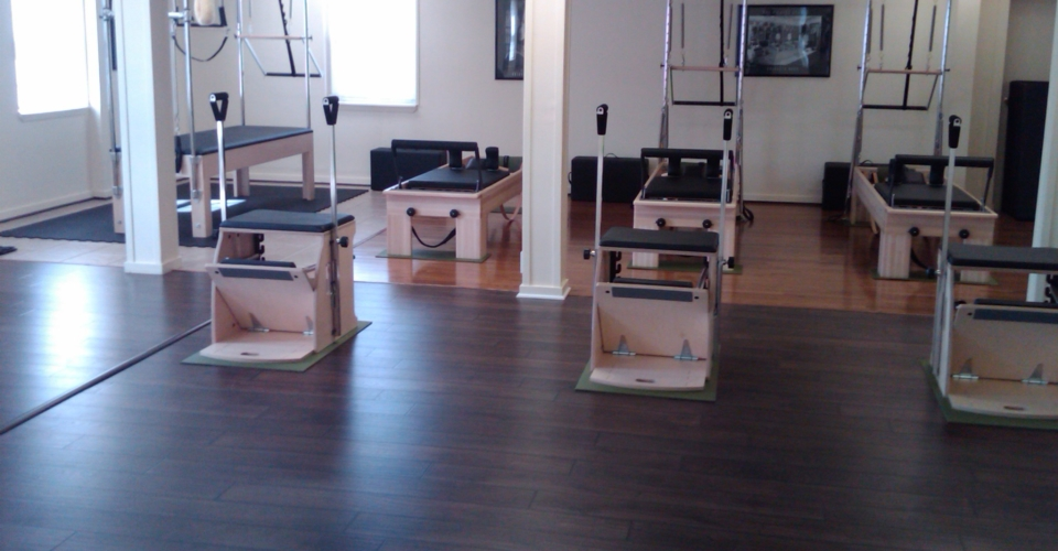 Greensboro Pilates